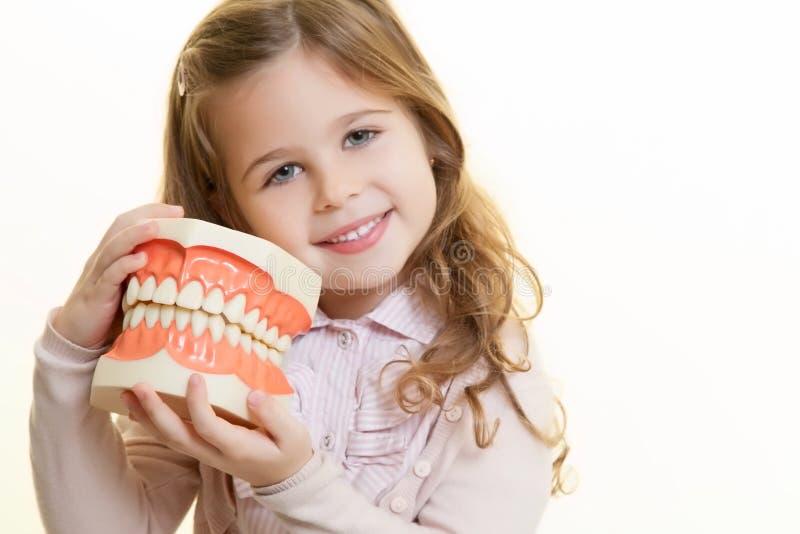 Strumento del dentista fotografia stock libera da diritti