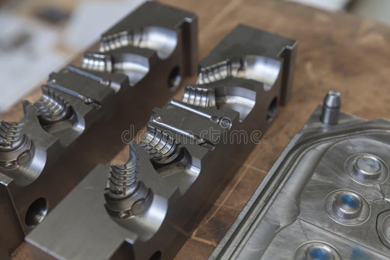 Strumento del metallo per modellare fotografia stock