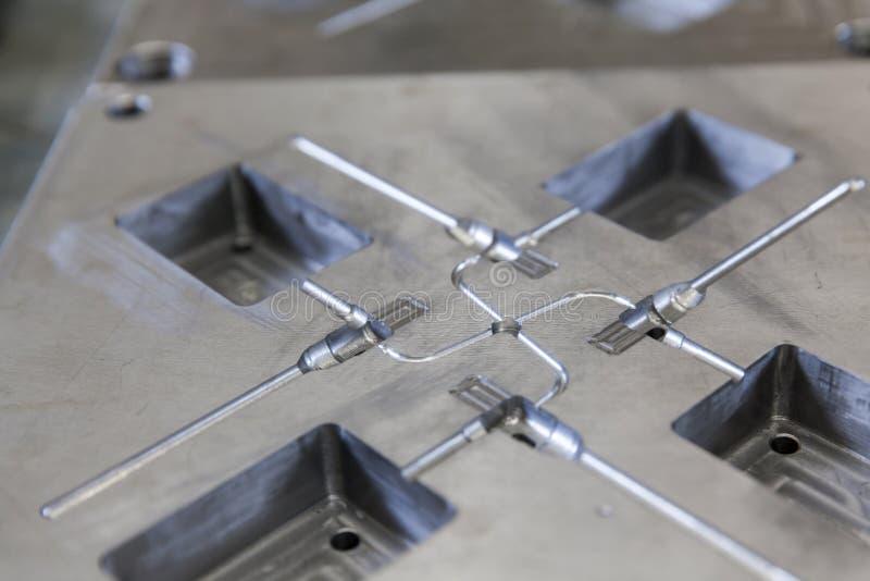 Strumento del metallo per modellare fotografia stock libera da diritti