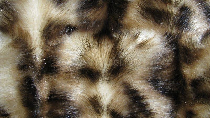 Struttura animale della pelliccia immagine stock