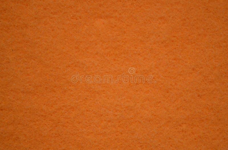 Struttura arancio dalla superficie della spugna della schiuma illustrazione vettoriale