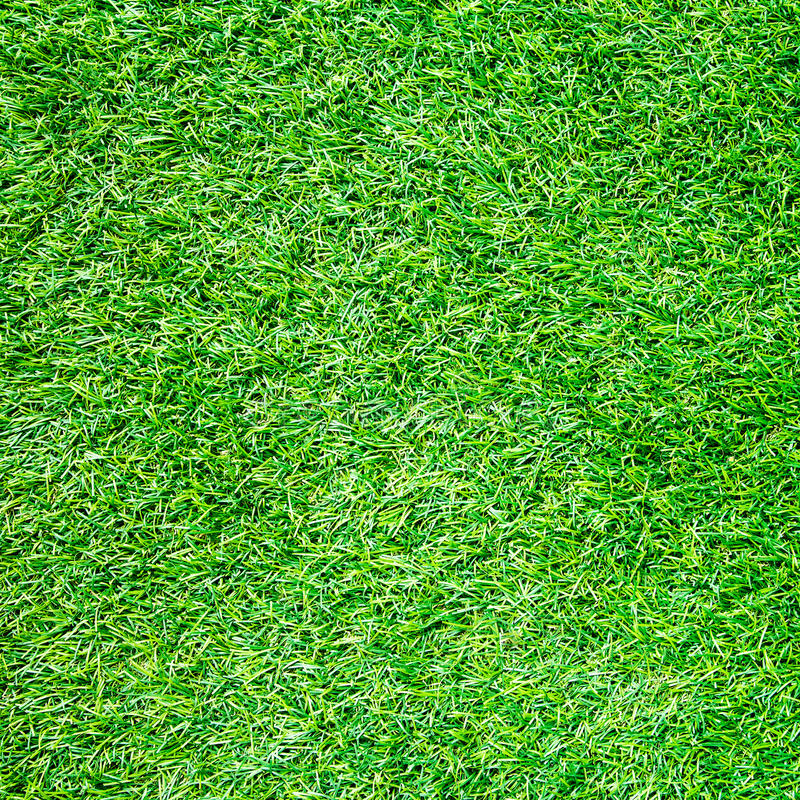 Struttura artificiale di vista superiore del campo di erba fotografie stock libere da diritti