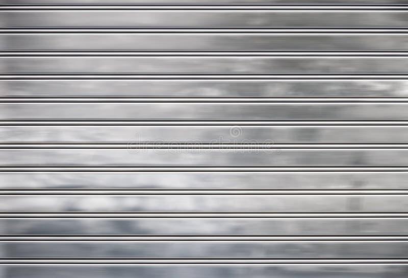 Struttura astratta del metallo fotografie stock