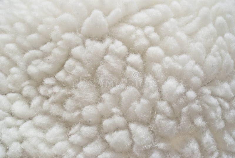 Struttura astratta della lana fotografia stock libera da diritti