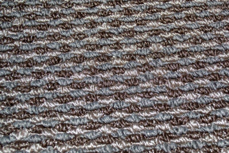 Struttura astratta di un tappeto fotografie stock libere da diritti