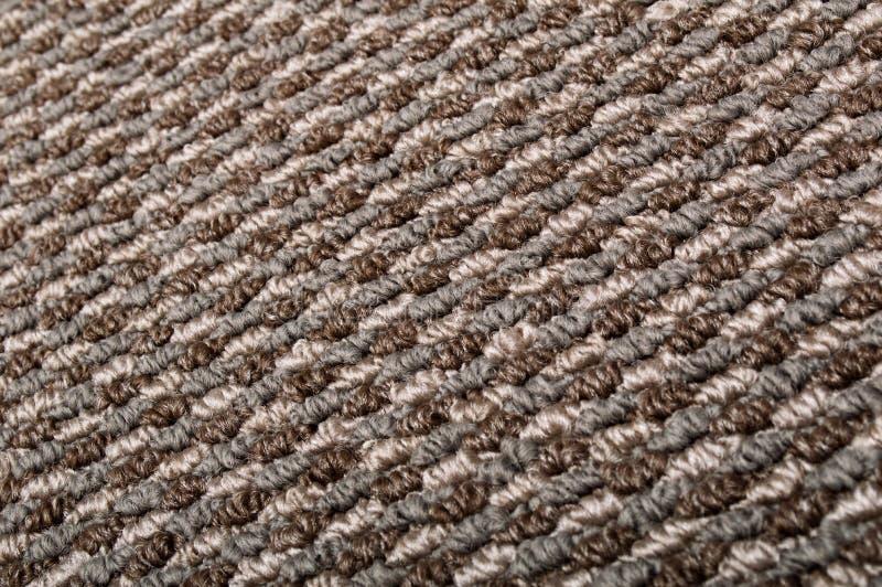 Struttura astratta di un tappeto fotografia stock