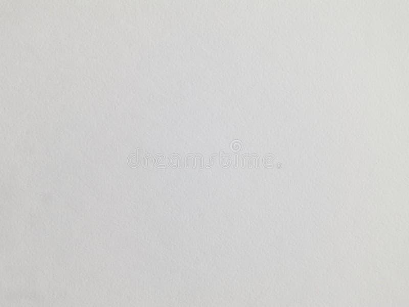 Struttura bianca del documento introduttivo - foto di riserva fotografie stock libere da diritti