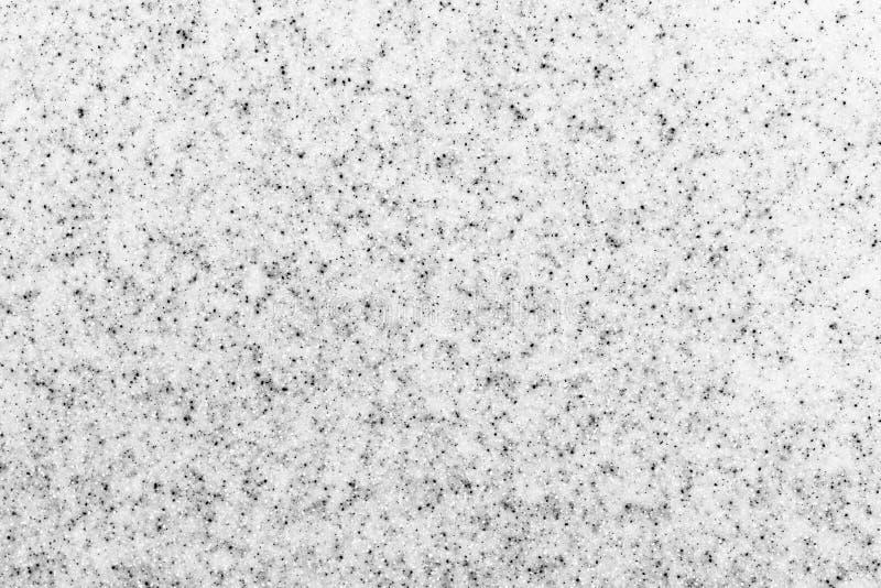 struttura bianca del granito dei ciottoli fotografie stock