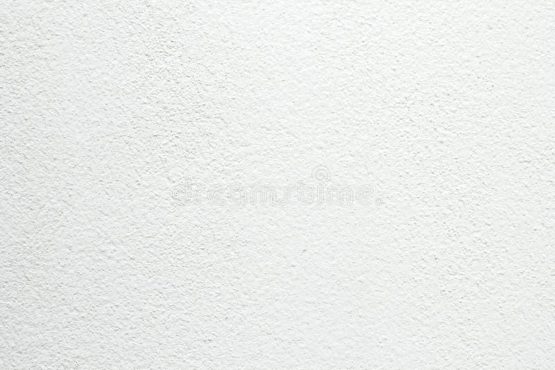 Struttura bianca del muro di cemento/struttura bianca fotografie stock