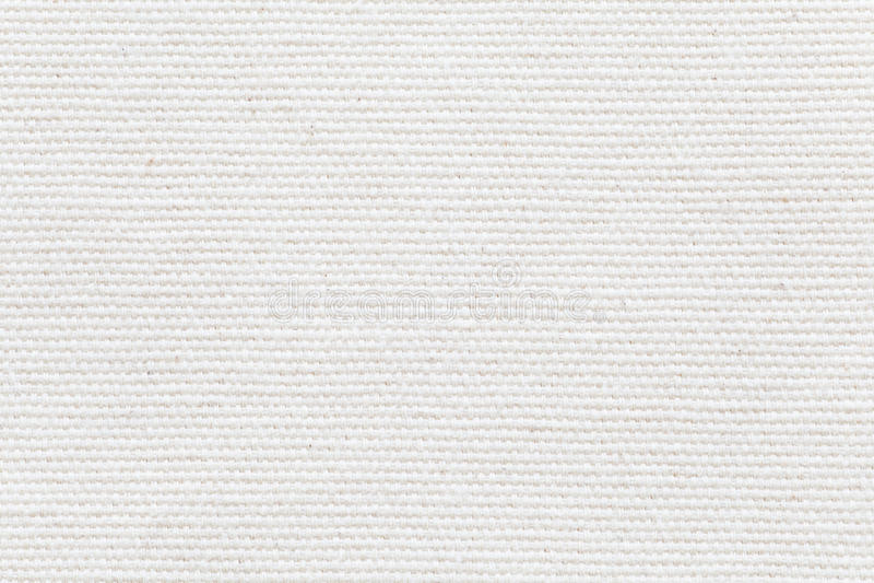 Struttura bianca del tessuto e fondo senza cuciture fotografia stock libera da diritti