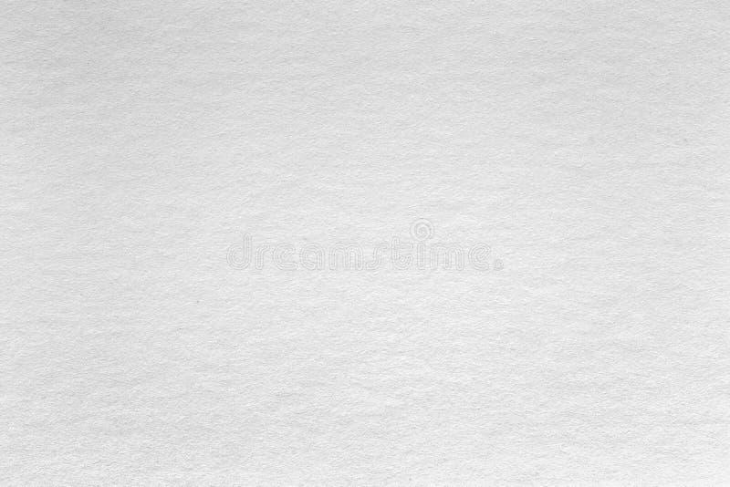 Struttura bianca della carta dell'acquerello Struttura di alta qualit? in estremamente di alta risoluzione fotografia stock