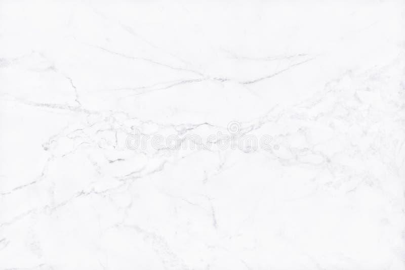 Struttura bianca della parete del marmo del fondo per l'opera d'arte di progettazione, modello senza cuciture della pietra delle  fotografia stock libera da diritti