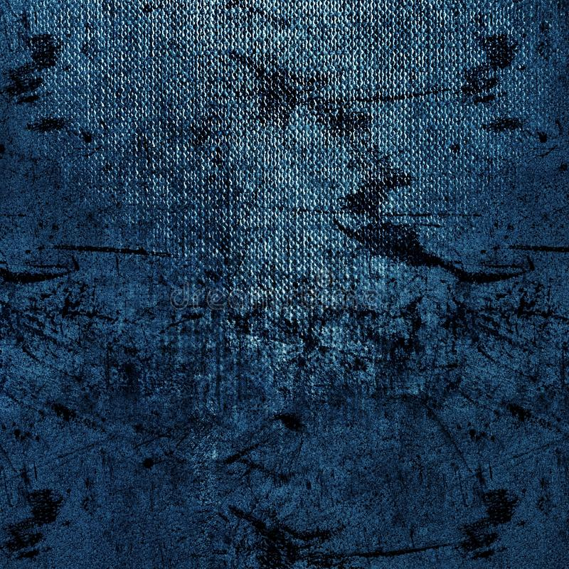 Struttura blu astratta del documento introduttivo immagine stock libera da diritti