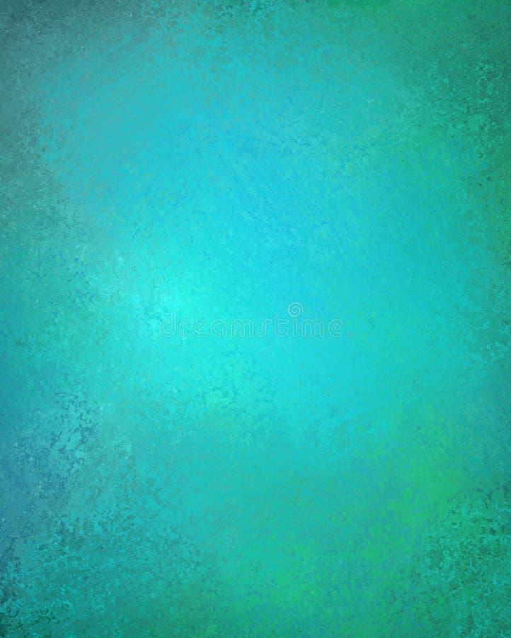 Struttura blu del fondo di Teal illustrazione vettoriale