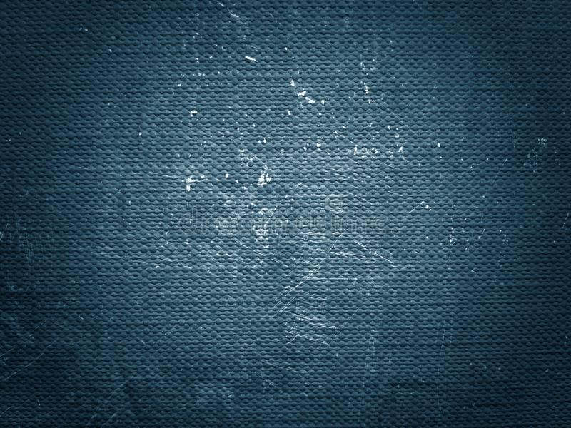 Struttura blu del grunge Struttura e fondo astratti per i progettisti Priorità bassa di carta dell'annata Struttura blu approssim immagine stock