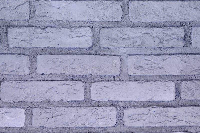 Struttura blu del muro di mattoni di bello lerciume per uso del fondo illustrazione vettoriale