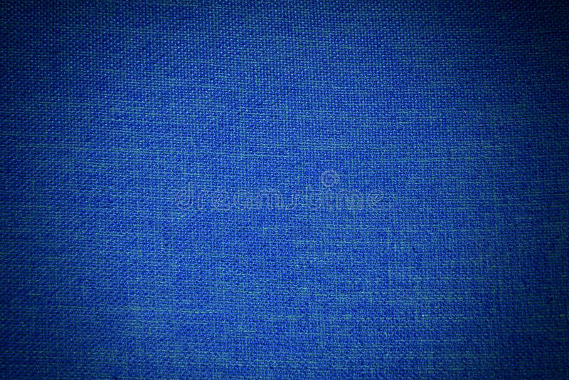 Struttura blu del tessuto fotografie stock