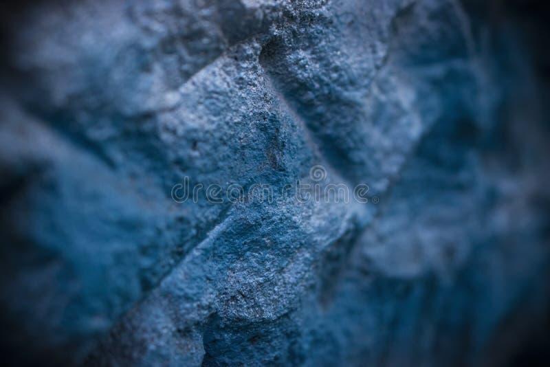 Struttura blu della parete immagini stock libere da diritti