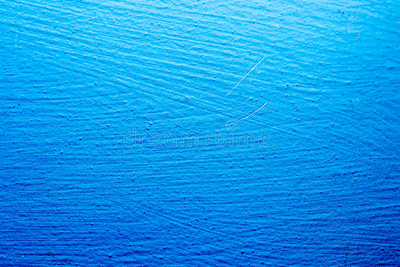 Struttura blu della parete fotografie stock