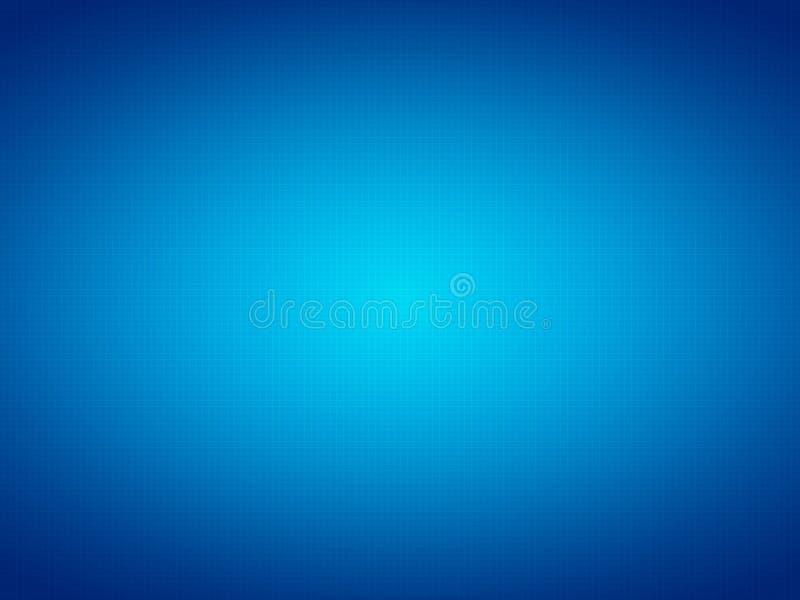 Struttura blu di griglia