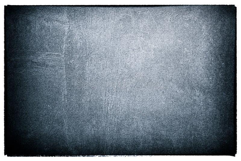 Struttura blu scuro nera di tono per l'insegna di web e del fondo illustrazione di stock