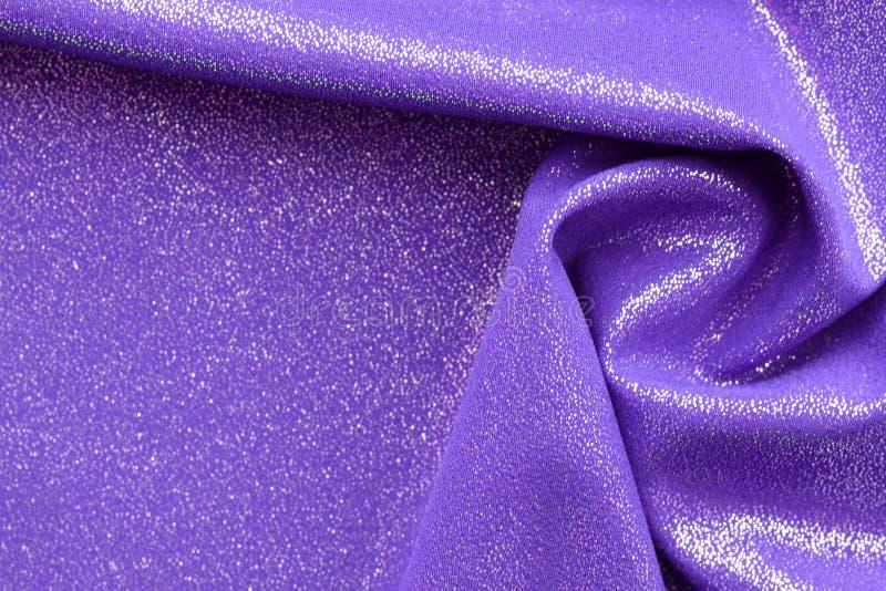 Struttura brillante del tessuto, posto vuoto per testo fotografia stock