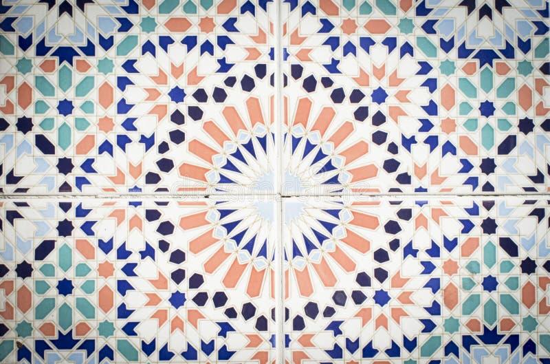 Piastrelle per pavimento ceramiche fotografie stock libere da diritti