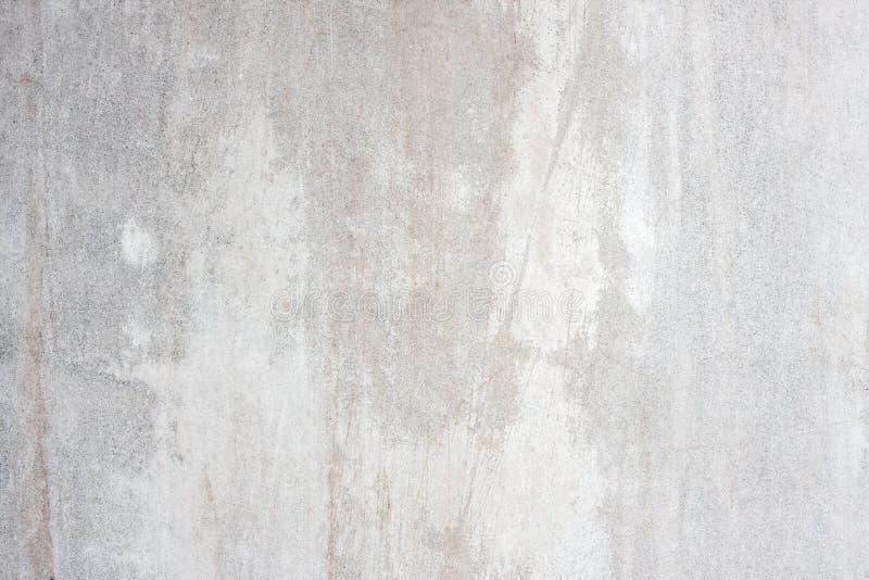 Struttura concreta in bianco e nero, muro di cemento Grungy e pavimento fotografia stock