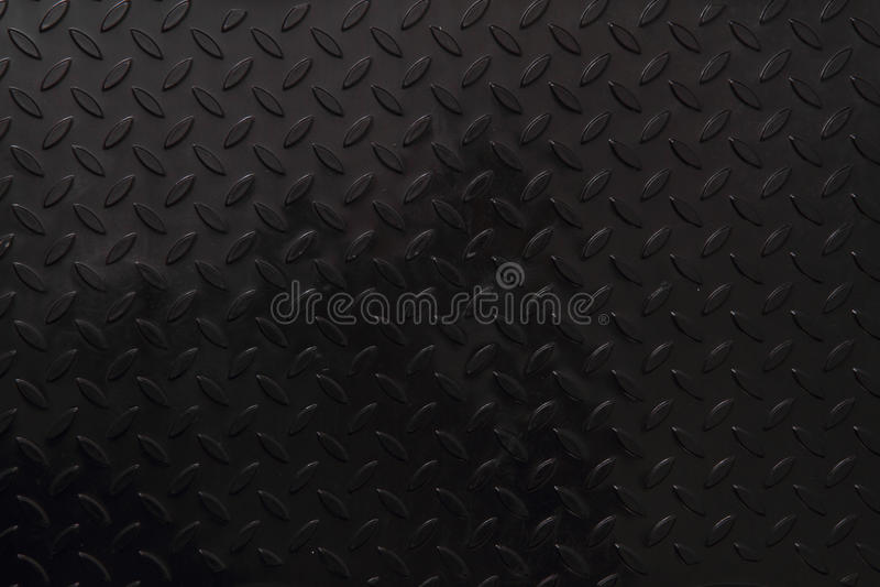 Struttura d'acciaio nera fotografia stock