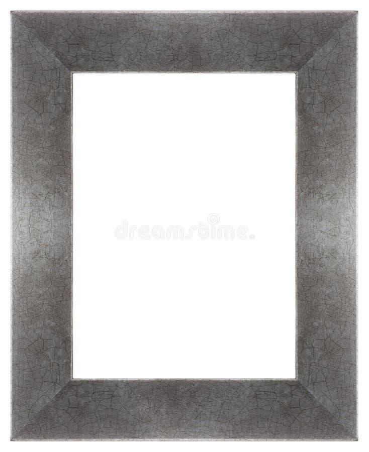 Struttura d'argento alla moda illustrazione di stock