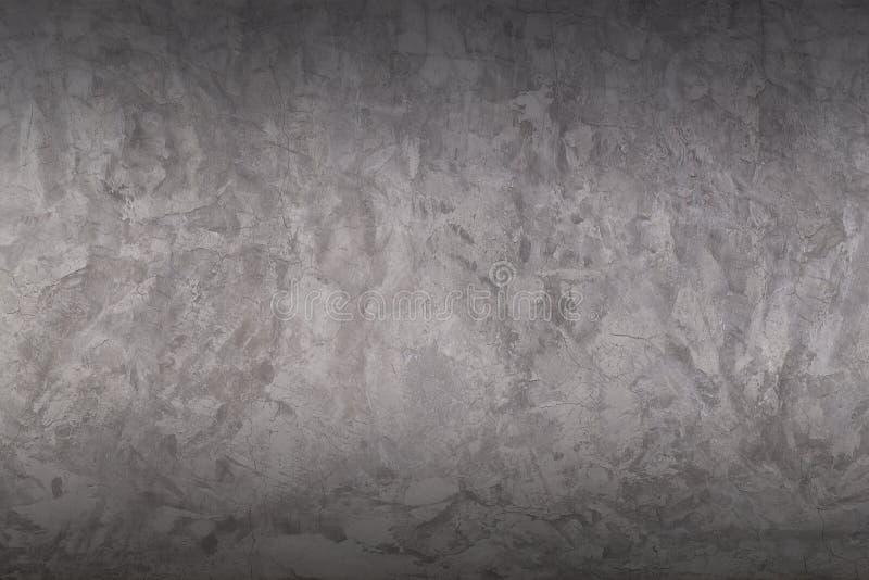 Struttura del calcestruzzo e del cemento con ombra fotografie stock libere da diritti