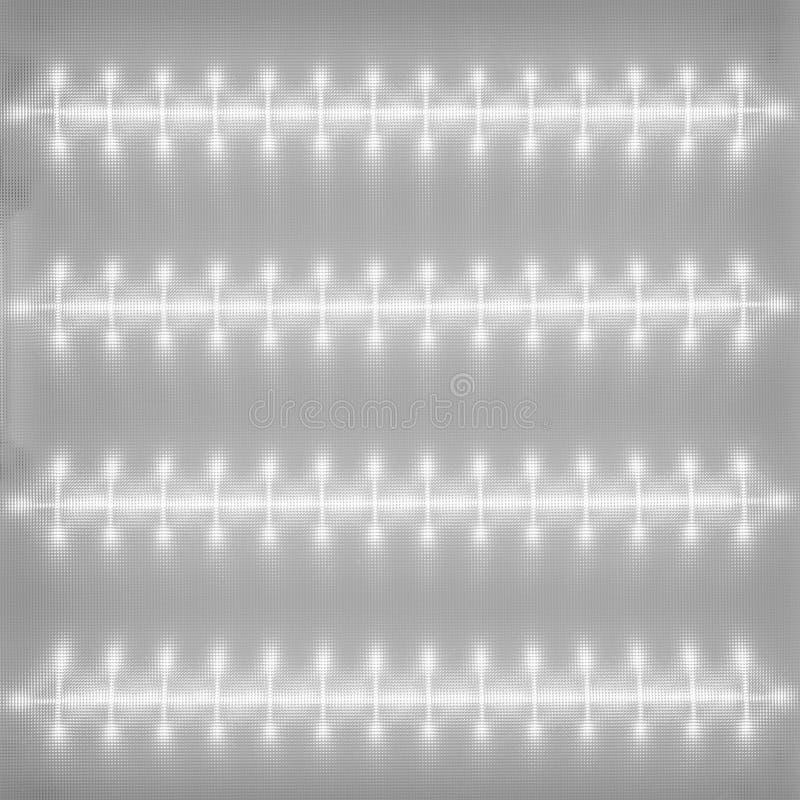 Download Struttura Del Diffusore Di Superficie, Plafoniera Del LED, Modello Leggero Sul Deflecto Immagine Stock - Immagine di plastica, incandescenza: 117981923