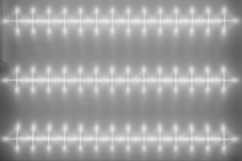 Download Struttura Del Diffusore Di Superficie, Plafoniera Del LED, Modello Leggero Sul Deflecto Immagine Stock - Immagine di elettrotipia, piombo: 117981927