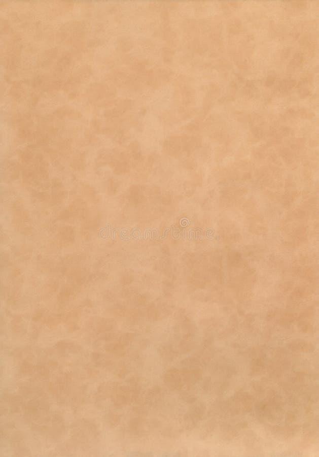 Struttura del documento di Brown fotografia stock