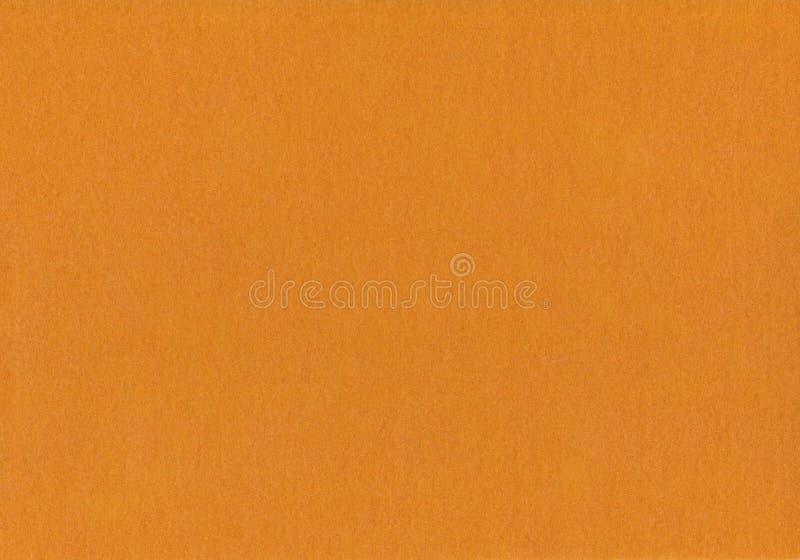 Struttura del feltro dell'arancia fotografia stock libera da diritti