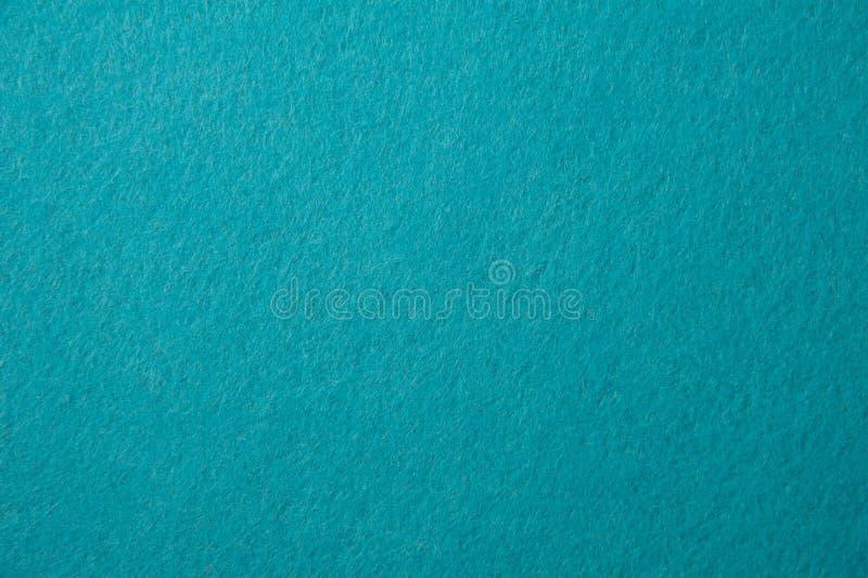 Struttura del feltro dell'azzurro fotografia stock libera da diritti