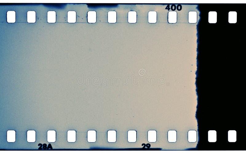 Struttura del film immagine stock
