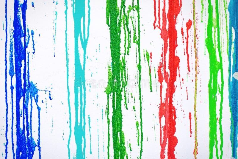 Struttura del fondo bianco arrugginito d'annata della parete del ferro fotografie stock
