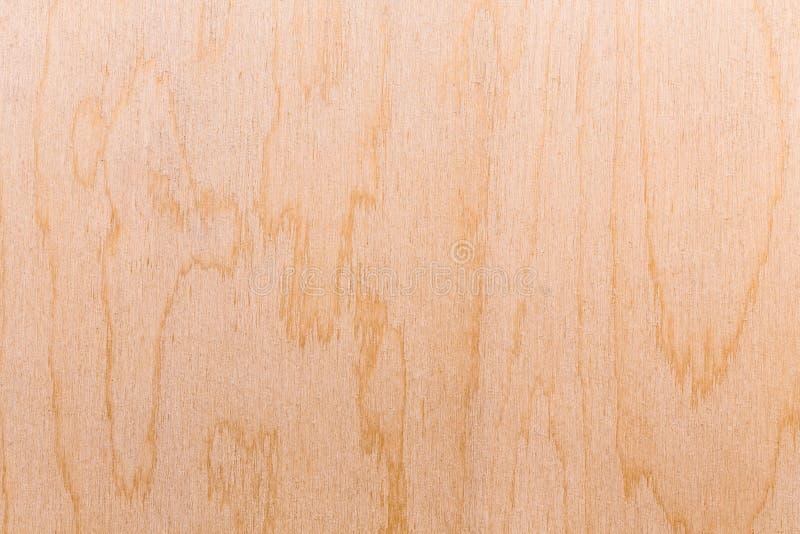Struttura del fondo del compensato di una parete di legno fotografia stock libera da diritti