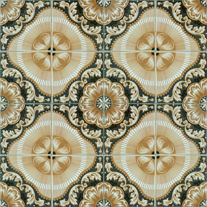 struttura del fondo del mosaico della Marmo-pietra fotografia stock
