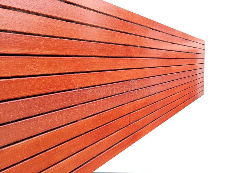 Struttura del fondo di legno della parete dell'assicella fotografia stock libera da diritti