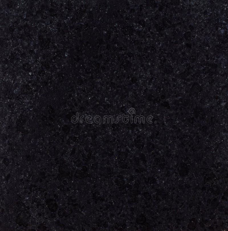 Struttura del granito del nero G684 della Cina immagini stock
