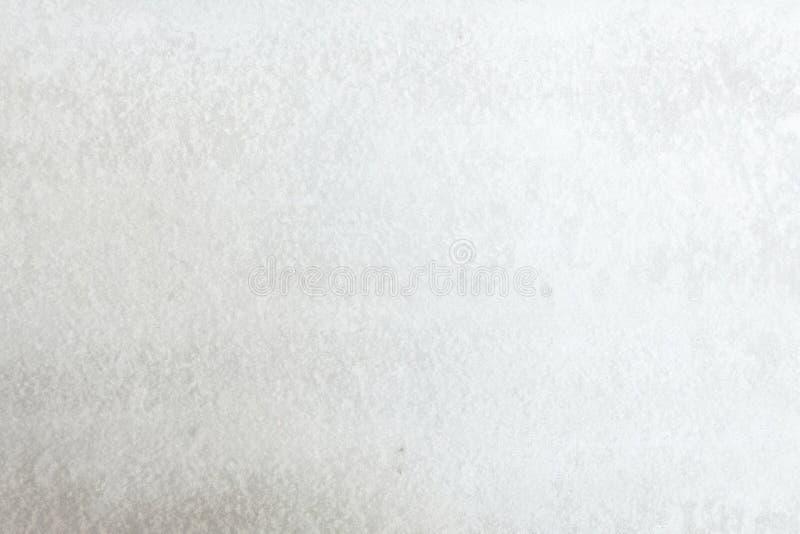 Struttura del marmo del cemento bianco con il modello naturale per fondo immagini stock