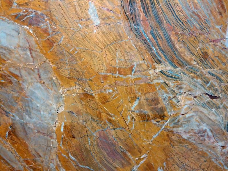 Struttura del marmo della pietra di Brown fotografia stock libera da diritti