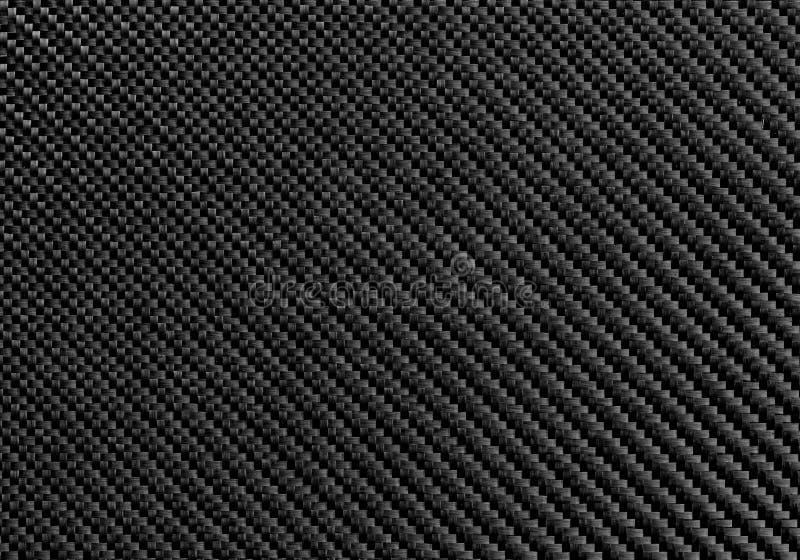 Struttura del materiale della fibra del Kevlar del carbonio immagine stock