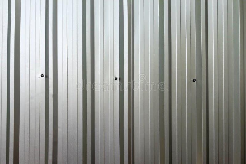 Struttura del materiale della lamina di metallo fotografia stock