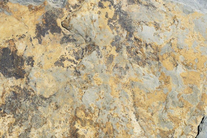 Struttura del minerale metallifero dell'oro Modello di marmo variopinto del fondo di struttura con marmo di alta risoluzione e as fotografia stock