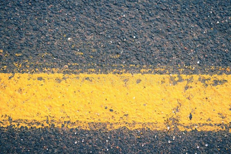 Struttura del primo piano dell'asfalto Il fondo segue il primo piano royalty illustrazione gratis