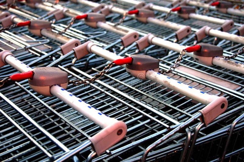 Struttura del supermercato immagini stock libere da diritti