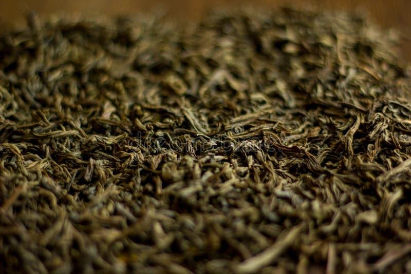 Struttura del tè nero, fondo fotografia stock libera da diritti